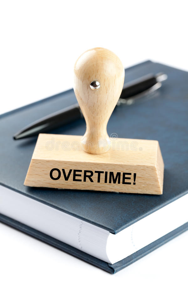 Overtime stock photos