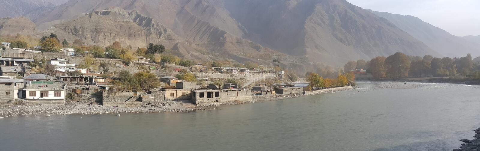 Chitral royalty free stock images