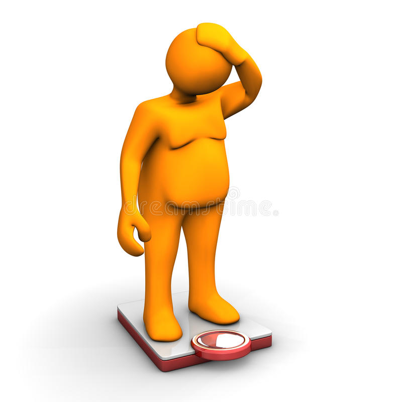 Free Overweight Stock Images - 18637024