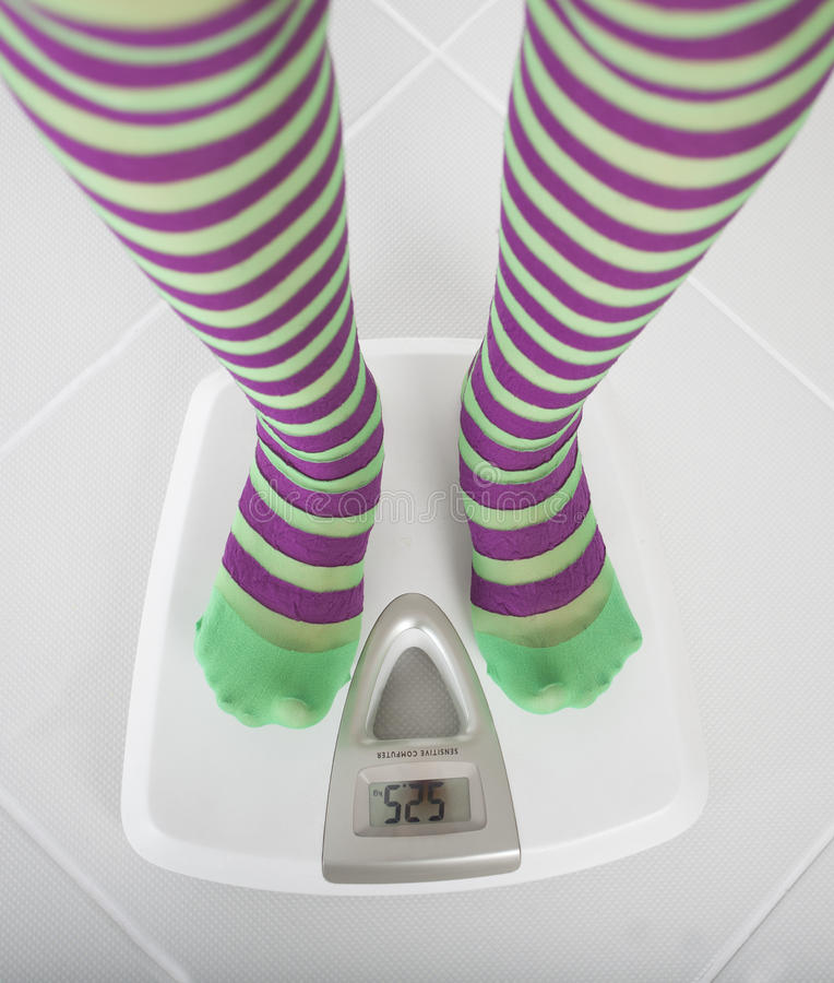 Download Overweight stock image. Image of foot, slimming, regime - 28234289