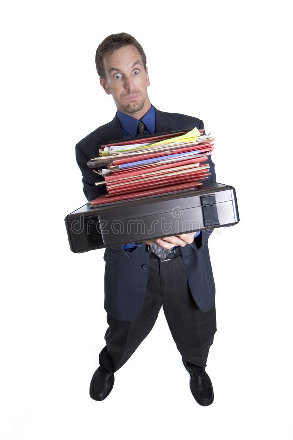 Download Overworked Royalty Free Stock Photo - Image: 283415