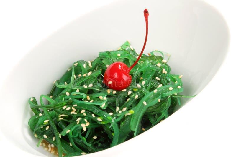 Overzeese alge stock foto