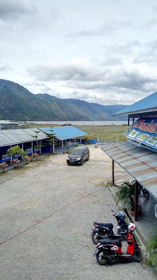 Overzeese meren Tawar stock foto