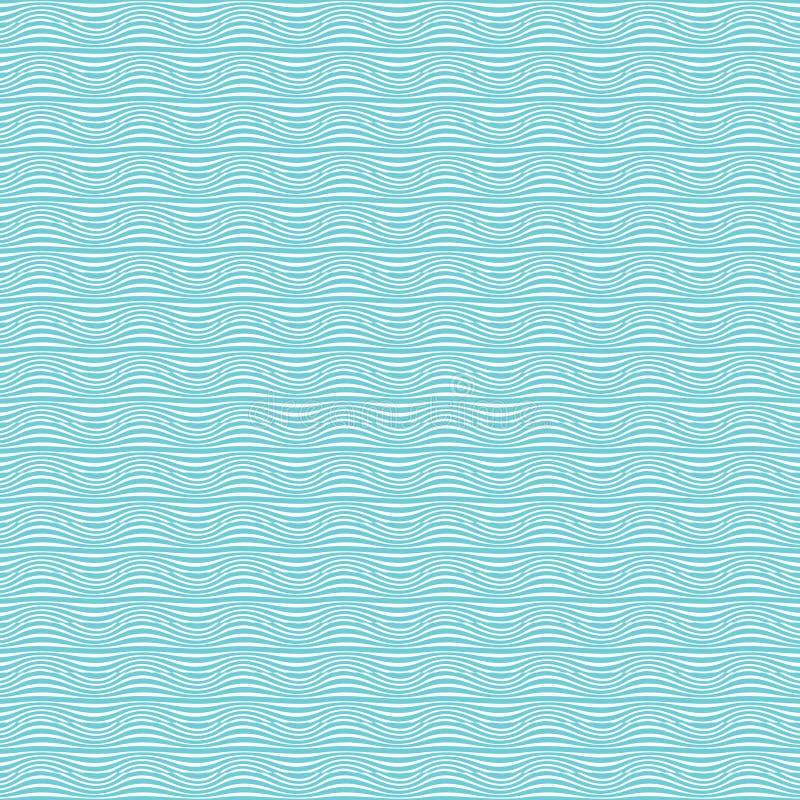 Overzeese oppervlakte stock afbeelding