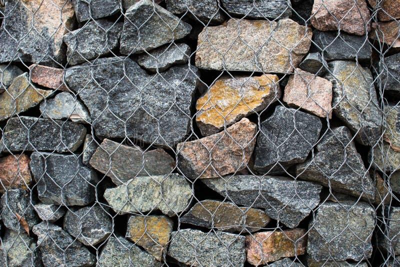 Overzeese Stenen op de Waterachtergrond royalty-vrije stock fotografie