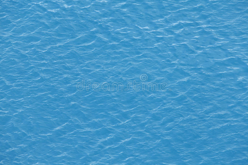 Overzeese waterspiegelachtergrond stock foto