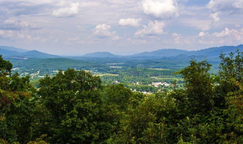 Overzie in Craig County, Virginia stock afbeeldingen
