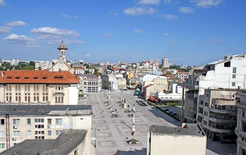 Ovidiu kwadrat Constanta Rumunia fotografia royalty free