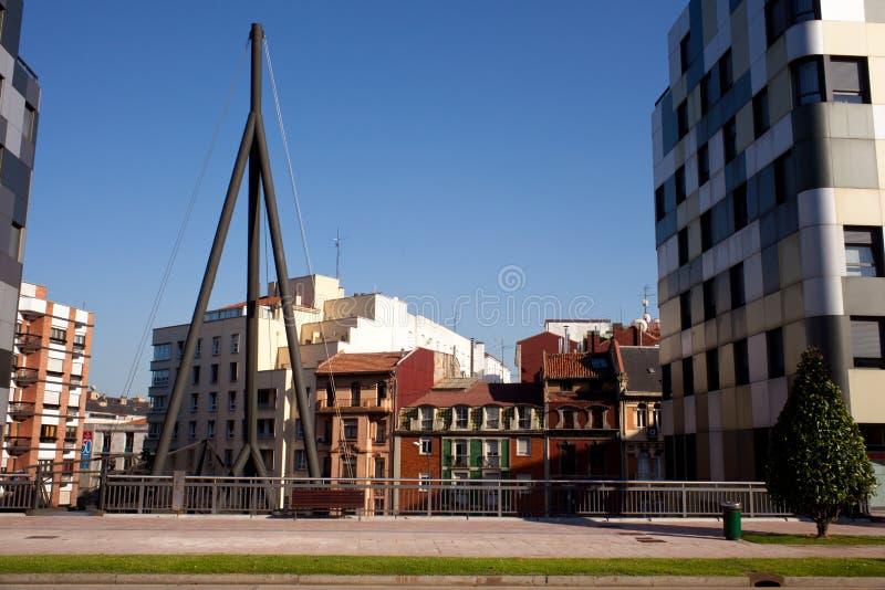 Oviedo stock foto
