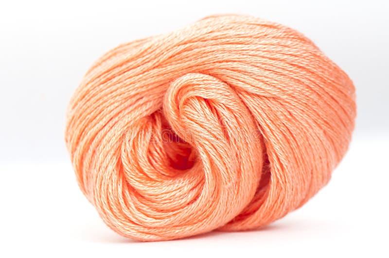Ovillo rosado imagen de archivo libre de regalías