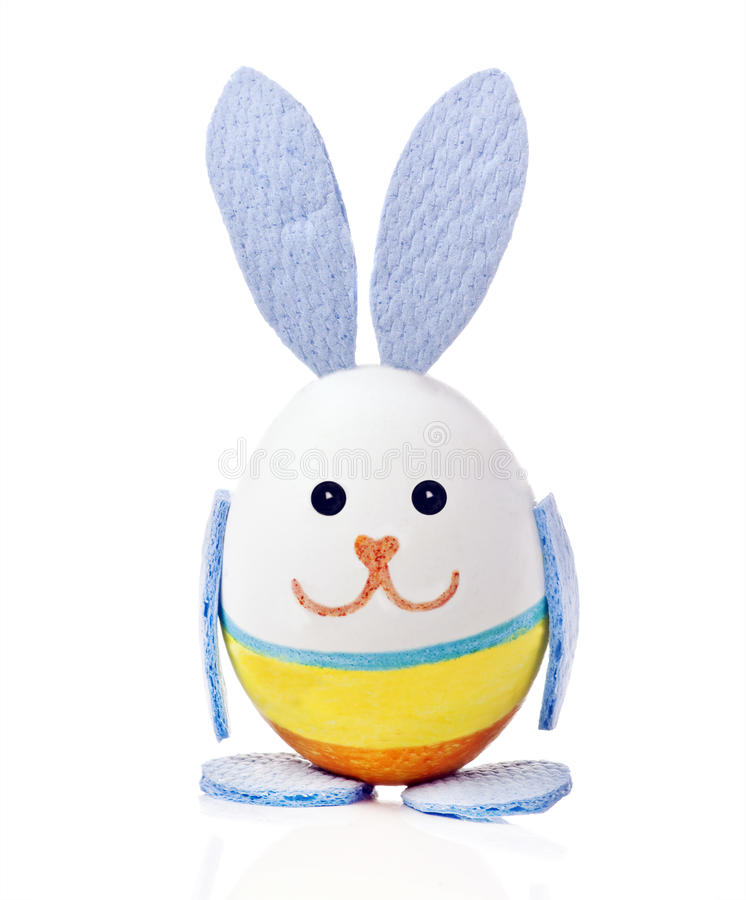 Ovo de Easter imagens de stock royalty free
