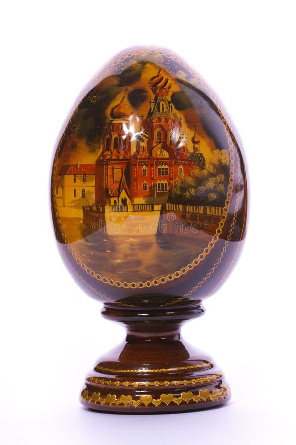 Ovo de Faberge. fotografia de stock