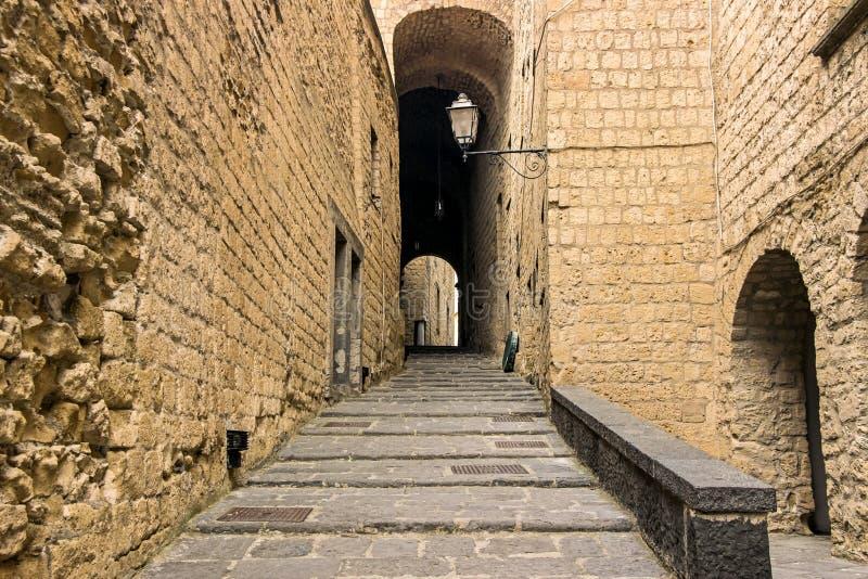 ` Ovo Dell Castel в Неаполь стоковые изображения