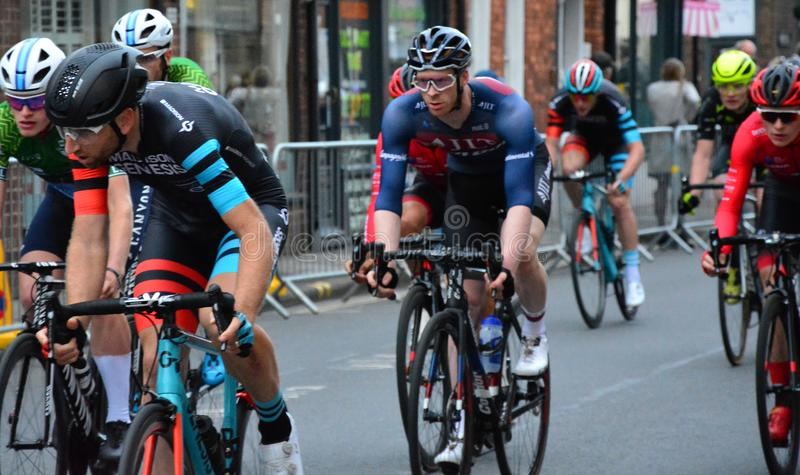 OVO Energy Tour Series Grand Final. royalty free stock image