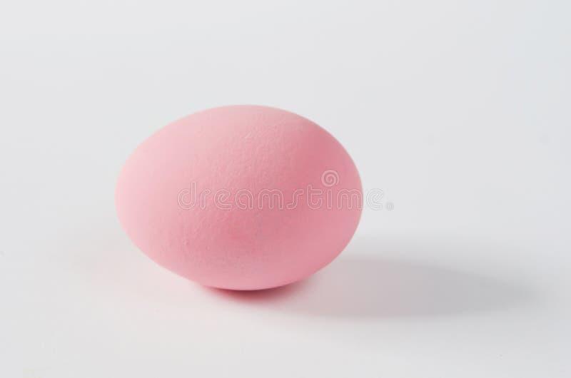 Ovos cor-de-rosa fotos de stock