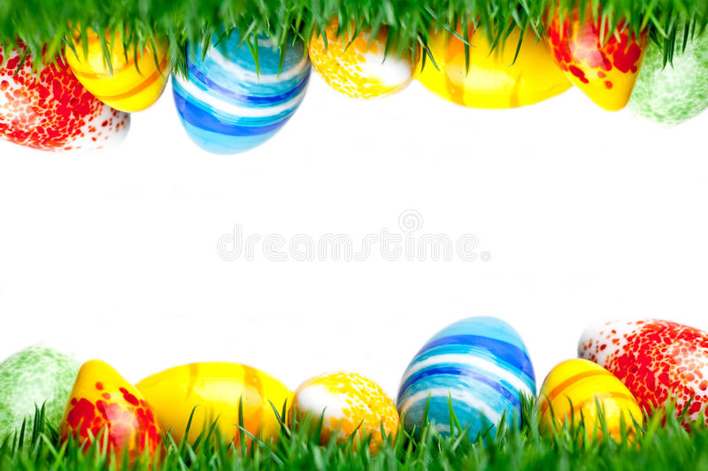 Ovos de Easter fotos de stock royalty free
