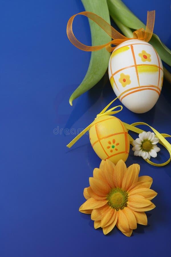 Ovos de Easter foto de stock