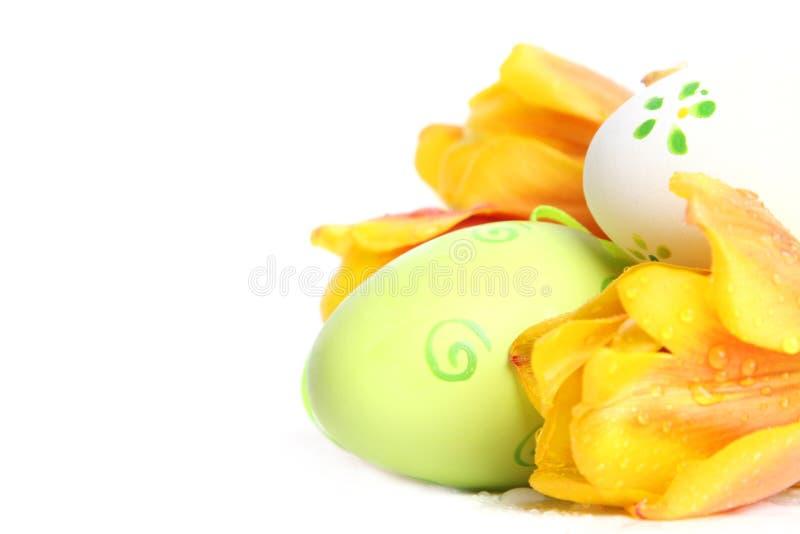 Ovos de Easter fotos de stock
