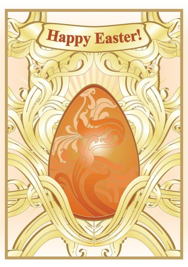 Ovos de Faberge ilustração stock