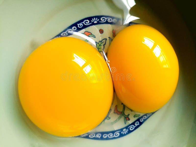 Ovos para o almoço imagens de stock