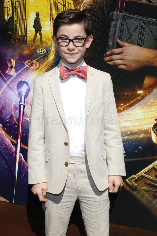 Owen Vaccaro foto de stock royalty free