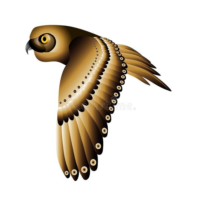 Download Owl stock vector. Illustration of beak, bird, environmentalist - 4790529