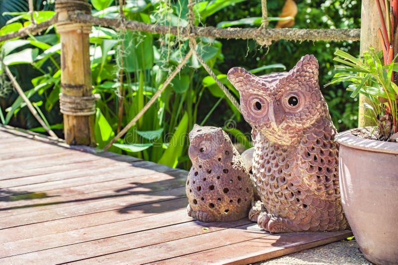 Download Owl Garden Decor Stock Photo   Image: 57542739