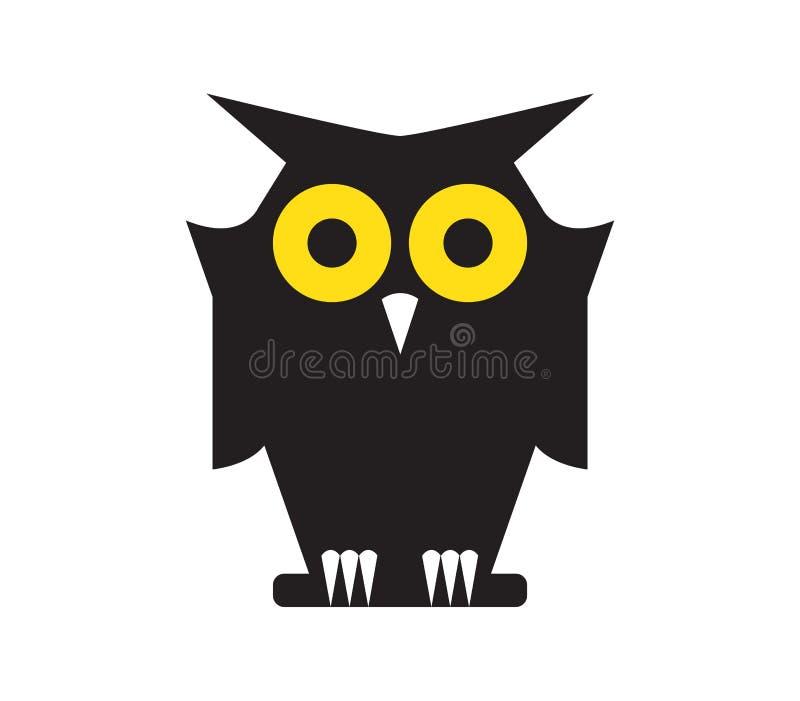 Download Owl Icon Design stock vector. Illustration of illustration - 83705864