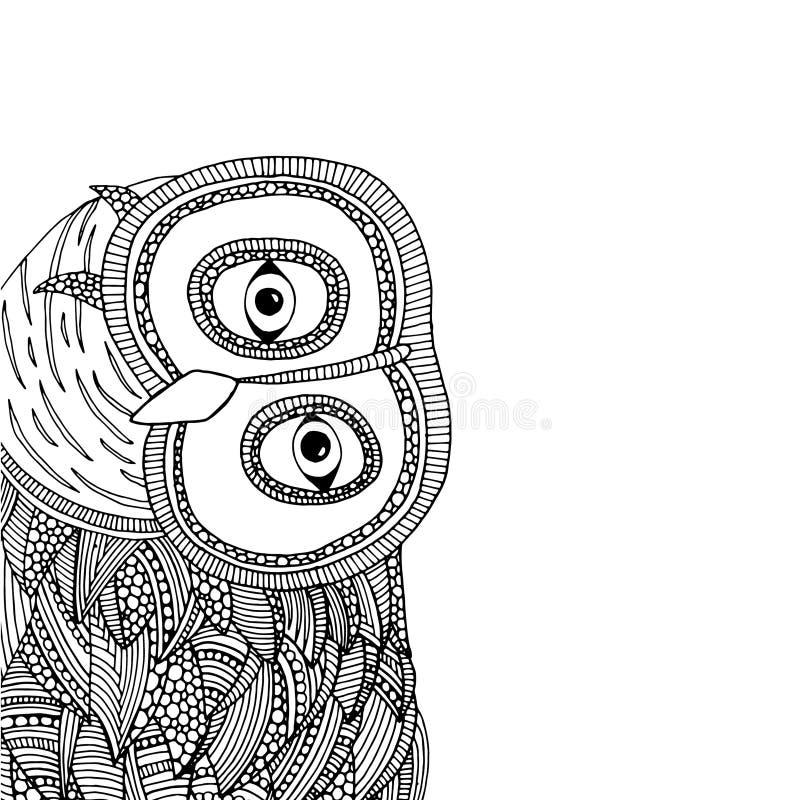 Owl Illustration libre illustration