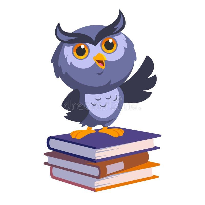 Owl stock illustration