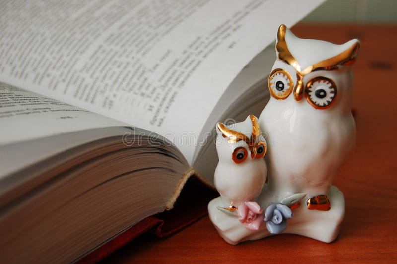 The Owl Is A Symbol Of Knowledge Stock Image Image Of September