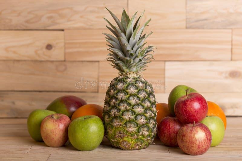 owoców odmian obrazy stock