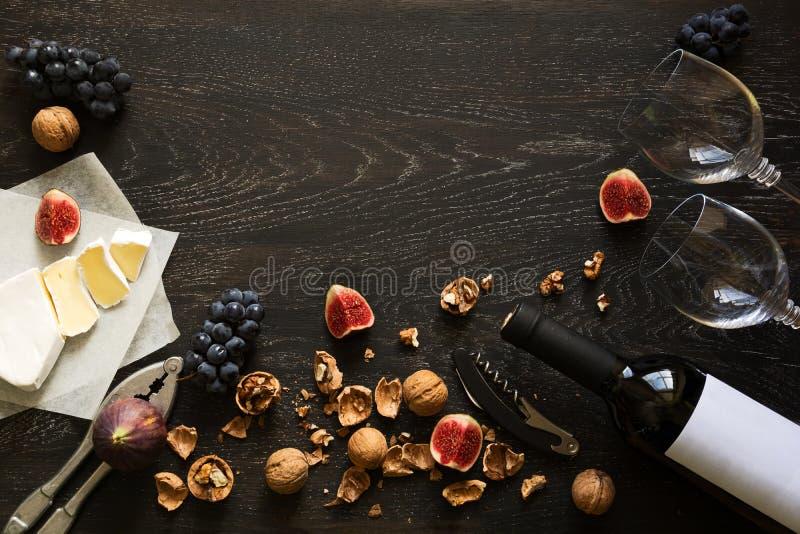 owoc życia czerwony spokojny wino zdjęcie royalty free