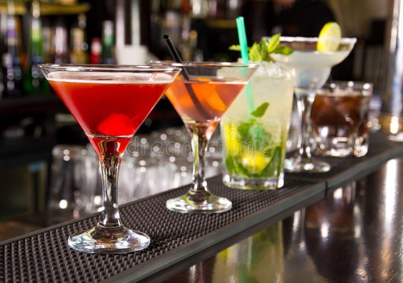 Owoc cocktail zdjęcia stock