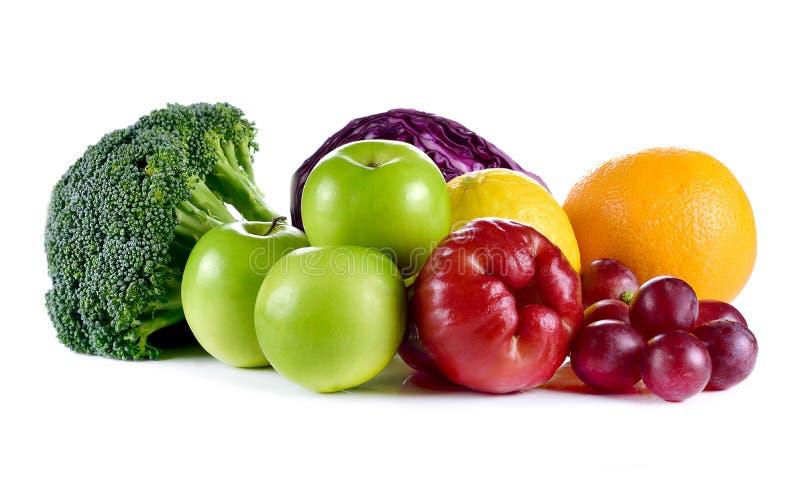 owoc inkasowi warzywa zdjęcia stock