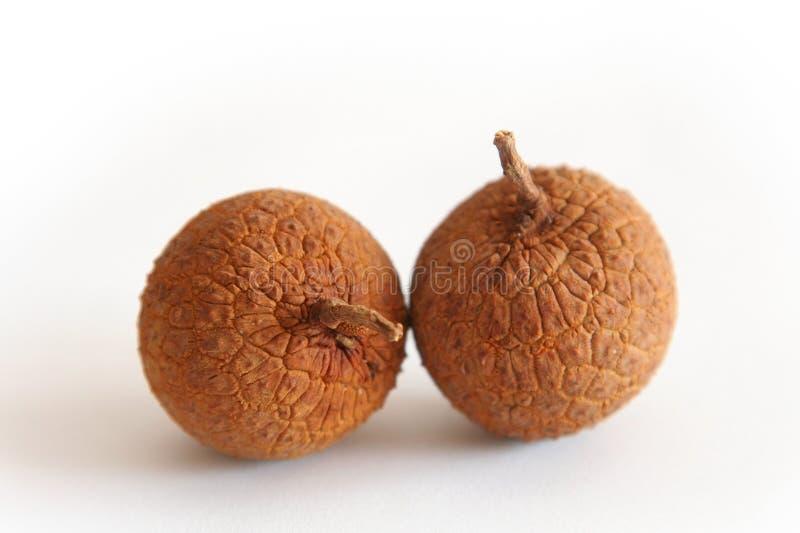 owoc longan zdjęcie stock