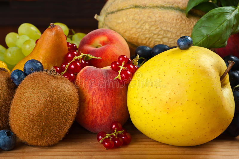 owoc mieszanka zdjęcie stock