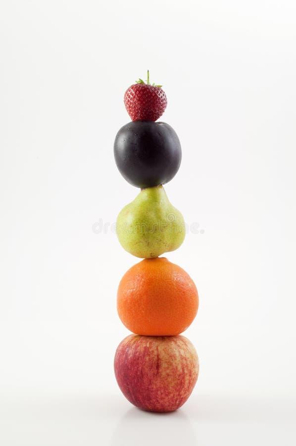 owoc pięć wierza zdjęcia stock