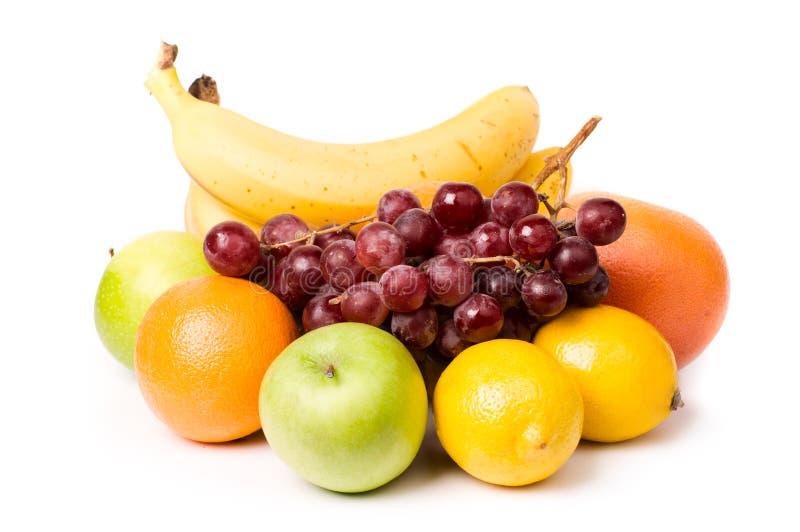 owoc różny rozsypisko obraz royalty free