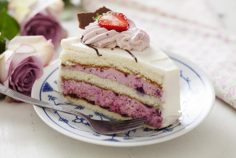 Owoc tort zdjęcia royalty free