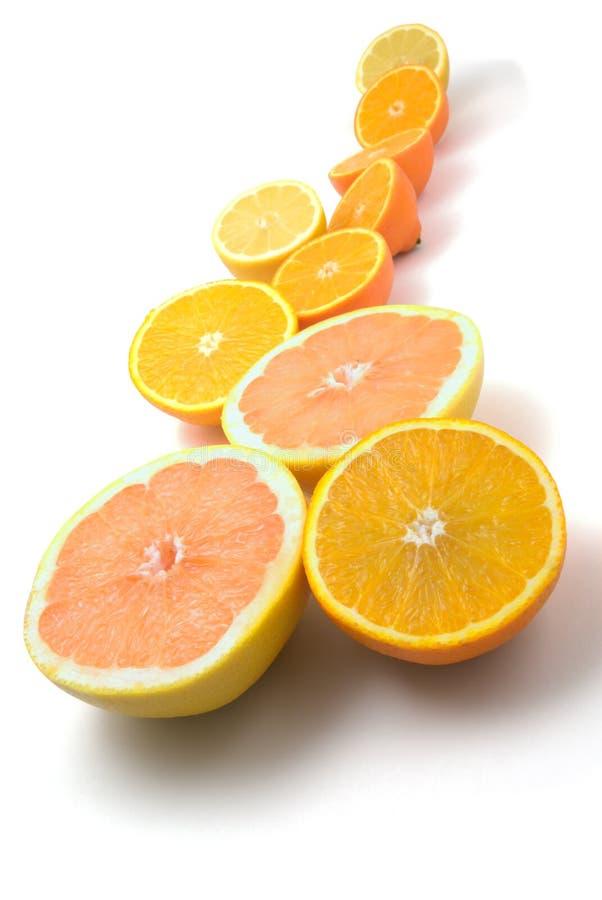 owoce cytrusowe obrazy stock