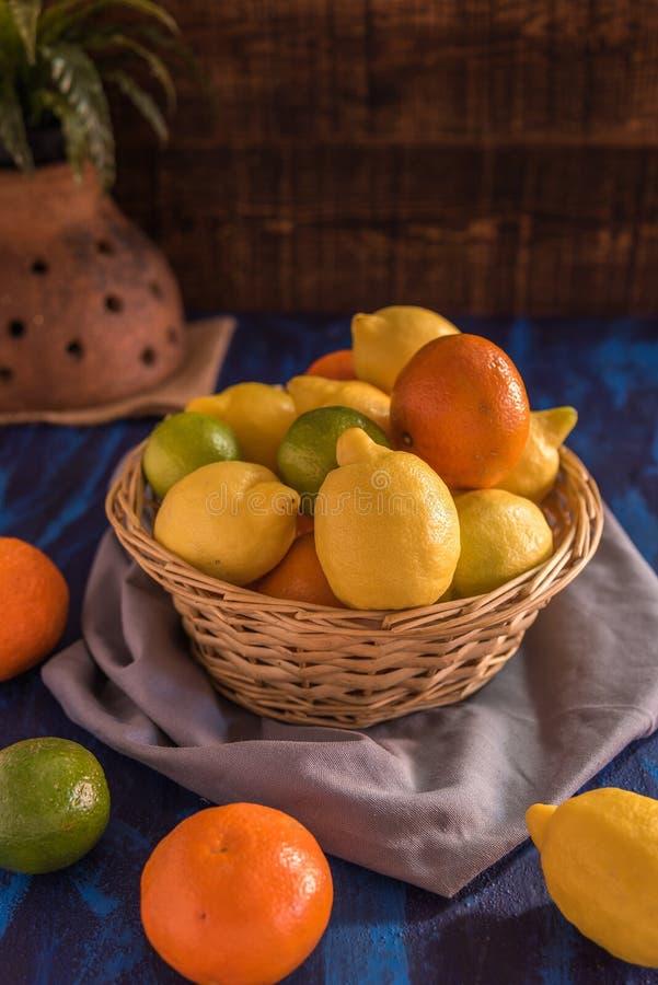 owoce cytrynowego obrazy stock