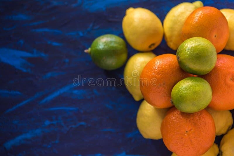 owoce cytrynowego zdjęcie stock