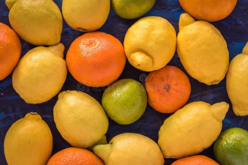 owoce cytrynowego zdjęcie royalty free