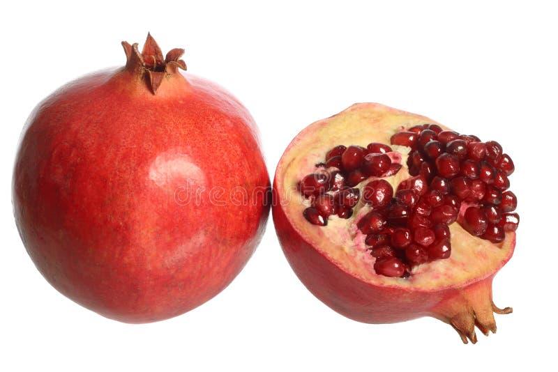 owoce granatowiec obraz royalty free
