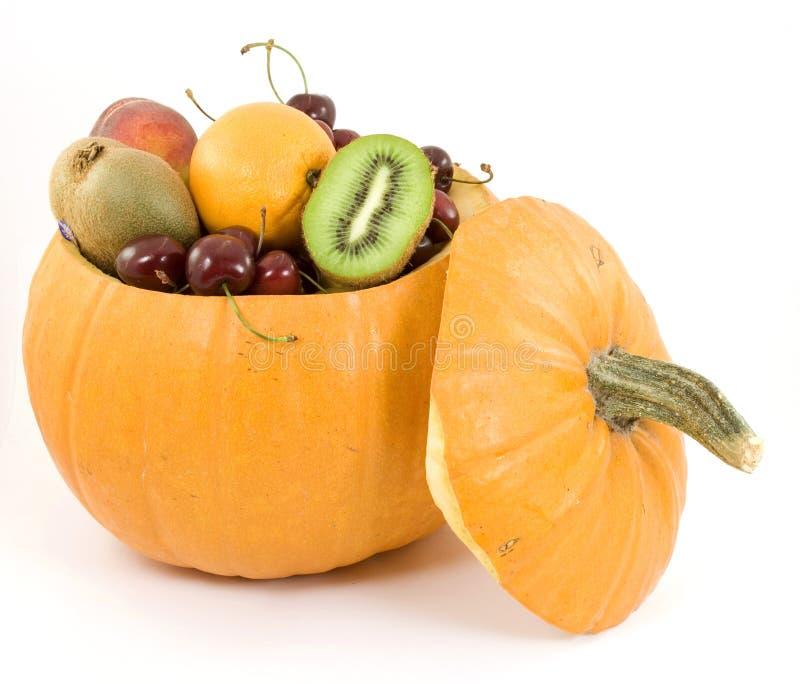 owoce mieszane sałatkę zdjęcia royalty free