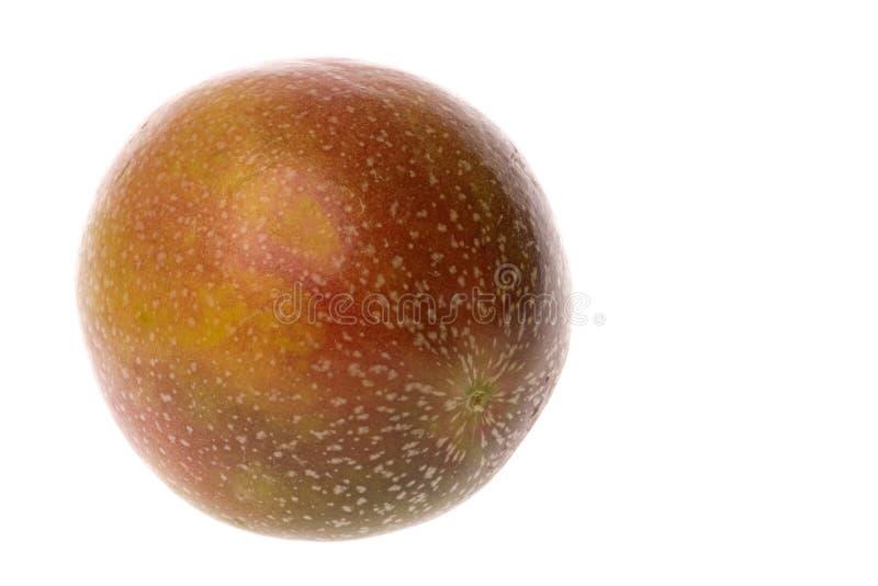 owoce odizolowana pasji obraz royalty free
