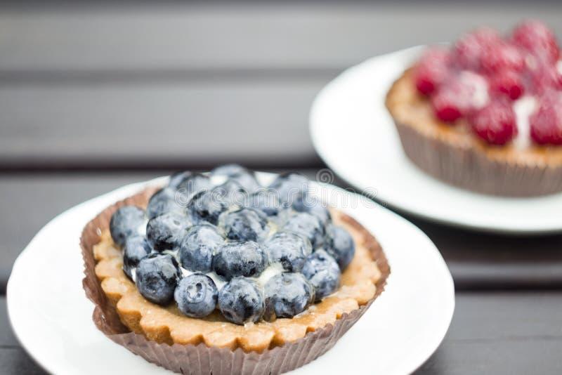 owoce słodkie ciasta obrazy stock