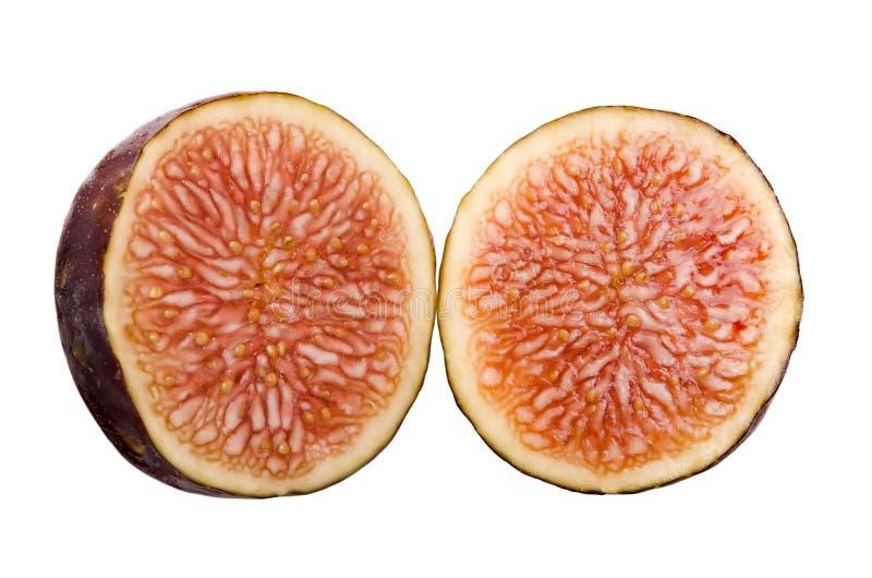 owoce secion figi fotografia stock