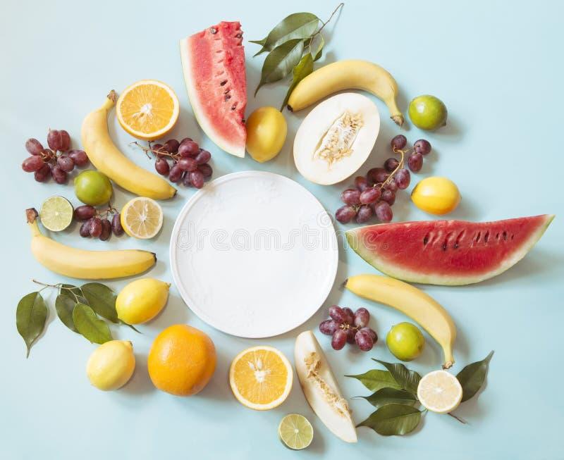 owoce tropikalne fotografia stock